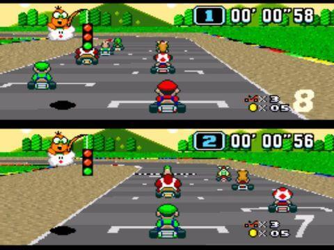 Image Super Mario Kart