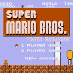 New Strange Super Mario Bros