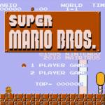 New Strange Super Mario Bros