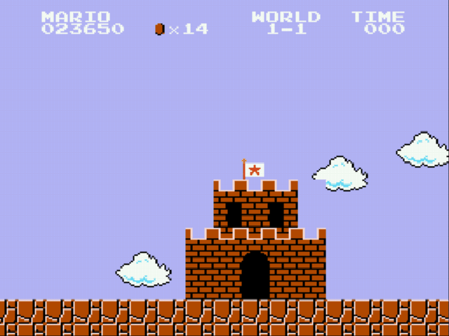 Image New Strange Super Mario Bros