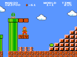 Image Super Mario Bros