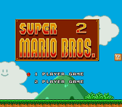 Image Super Mario Bros 2