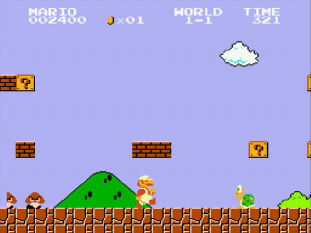 Image Super Mario Bros (Genesis)