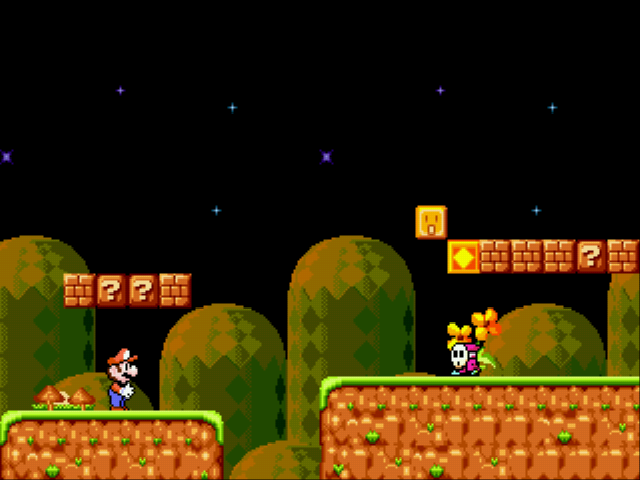 Image Mario 4: A Space Odyssey