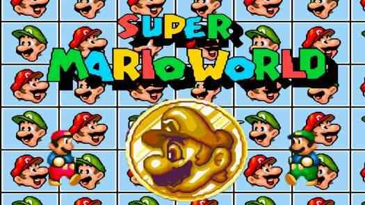 Image Super Mario World Hack